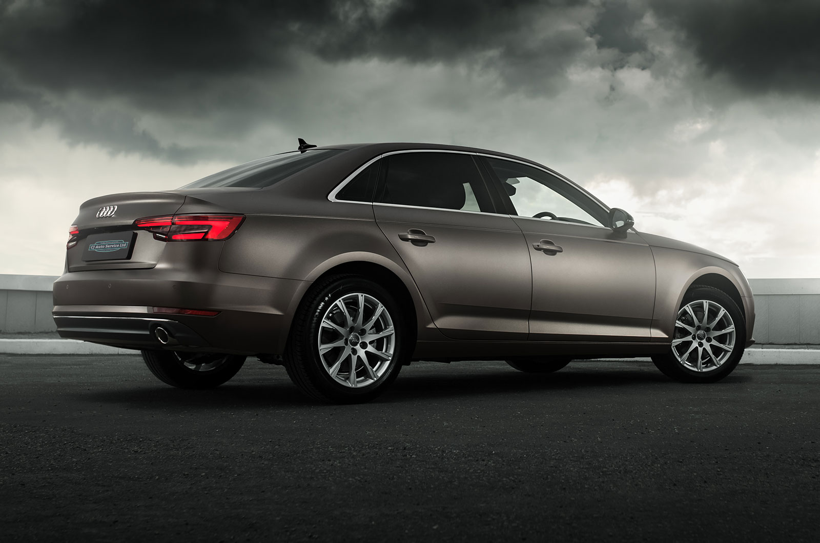 Audi Repairs Warrington
