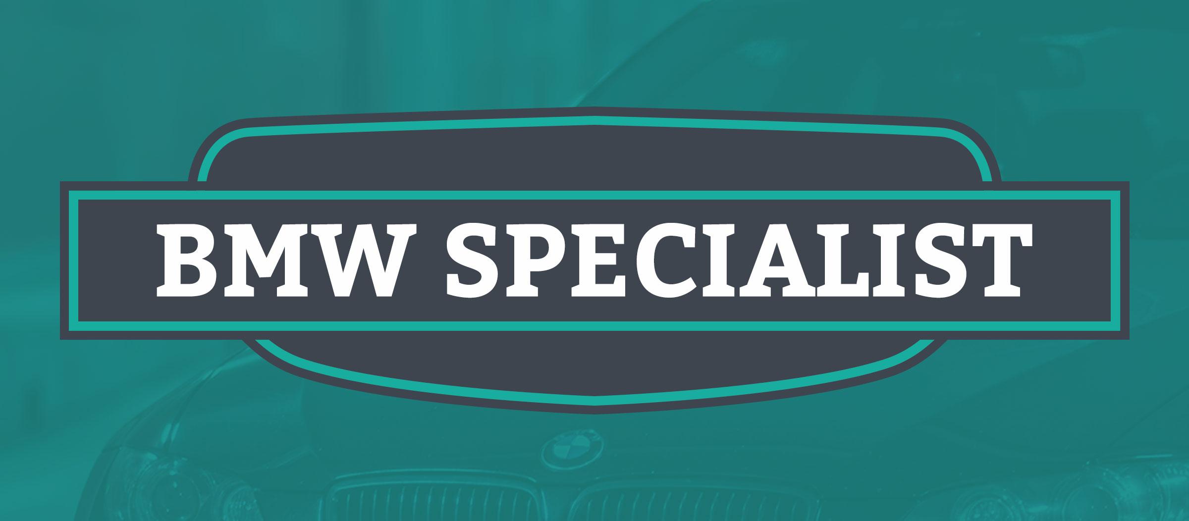 BMW Specialist in Warrington