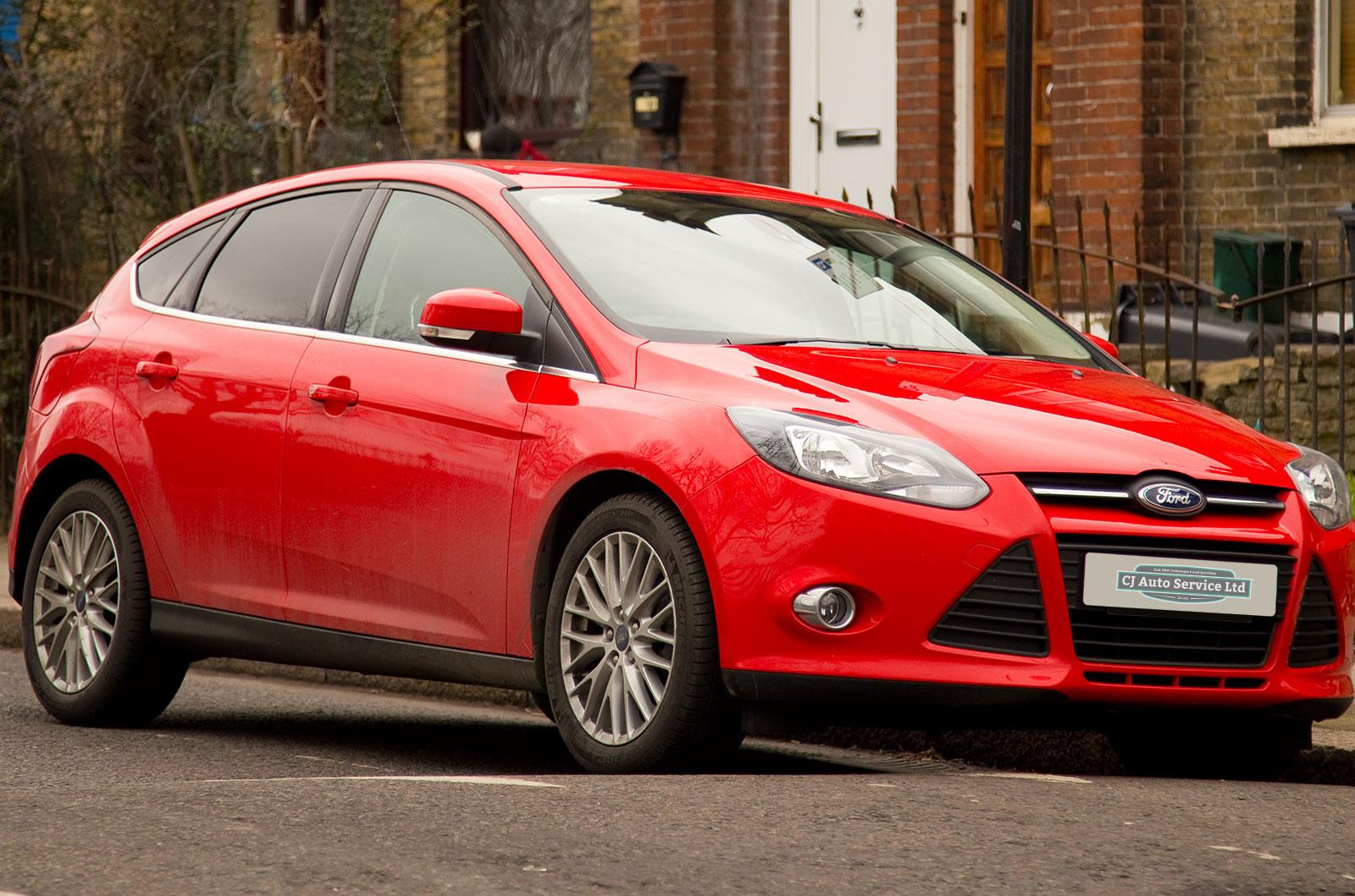 Ford Repairs in Warrington