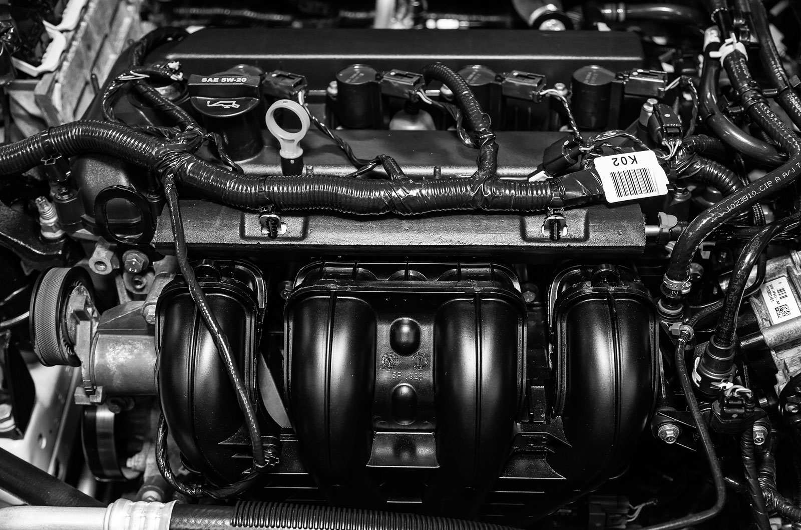 Ford Servicing in Warrington