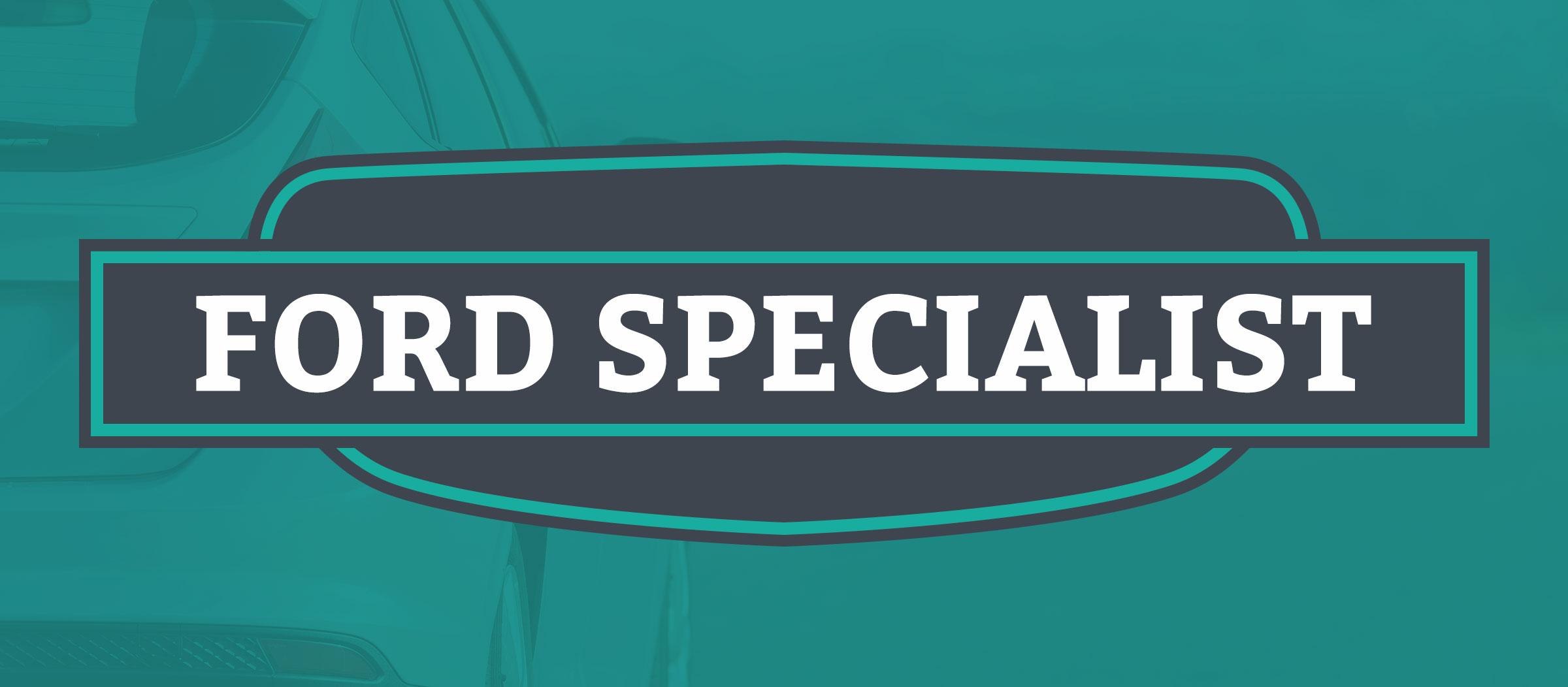 Ford Specialist - CJ Auto