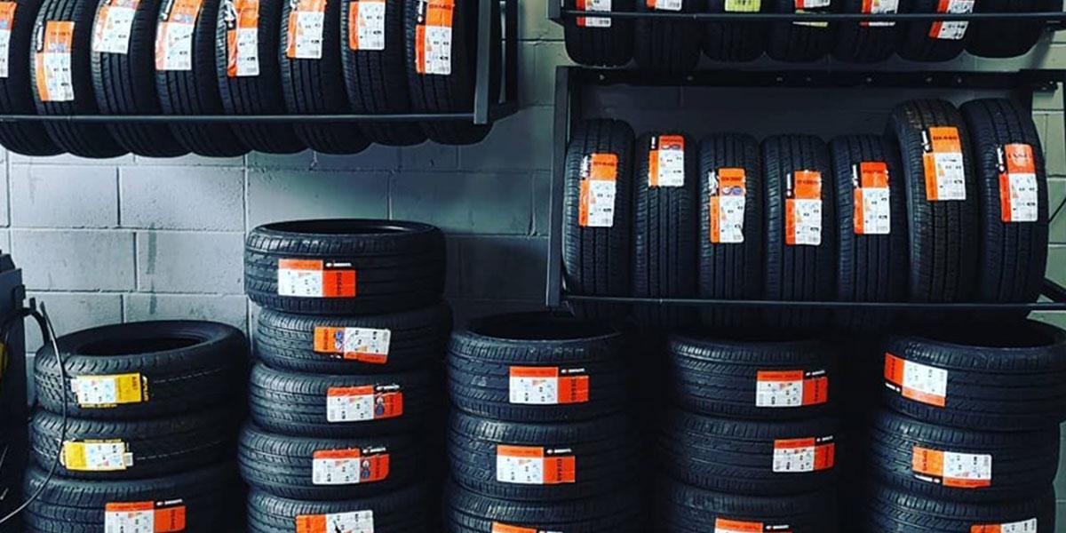 New Tyres in Warrington