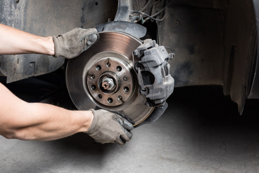 Car Brake Repairs Warrington
