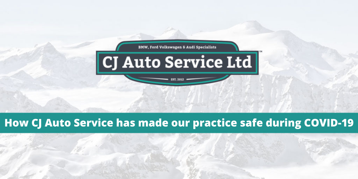How CJ Auto Service has made our practice safe during COVID-19
