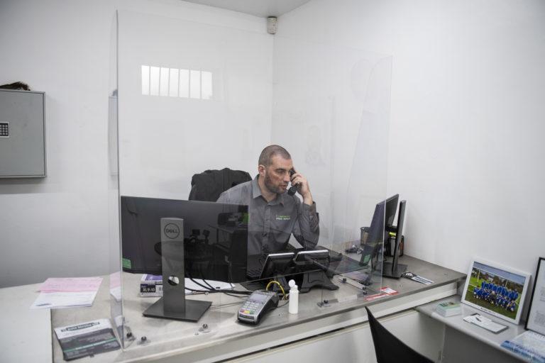 Office COVID Screen Protectors