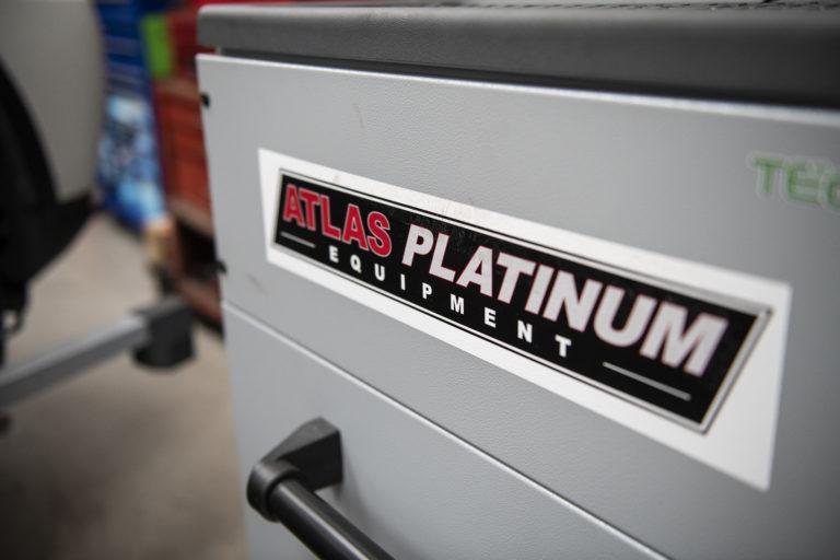 Atlas Platinum Equipment
