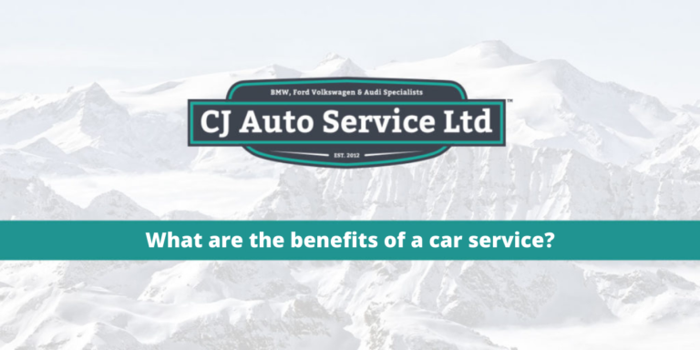 What are the benefits of a car service?