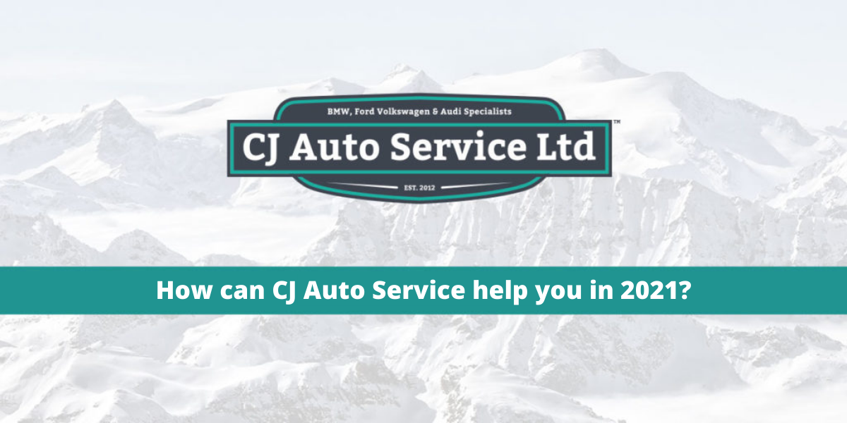 How can CJ Auto Service help you in 2021?