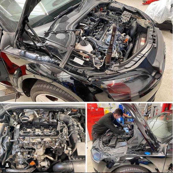 Audi TT 2.0L Engine - CJ Auto Service