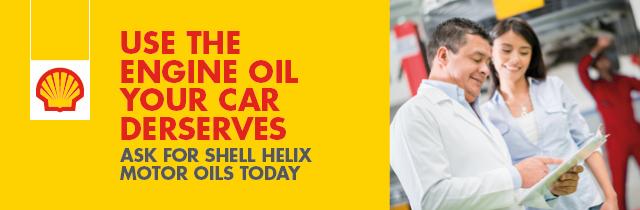 Shell Oil - CJ Auto Service
