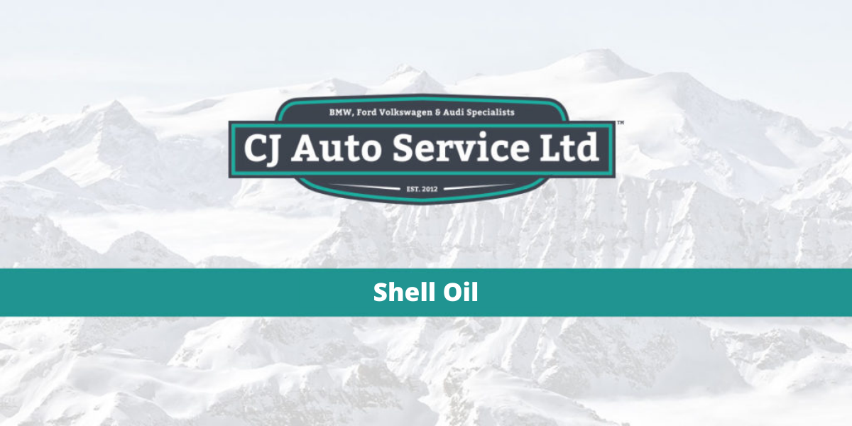 Shell Oil - CJ Auto